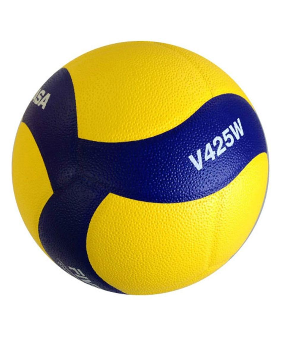 ミカサ(MIKASA) バレーボール 4号球 練習球 中学 家庭婦人用 V425W