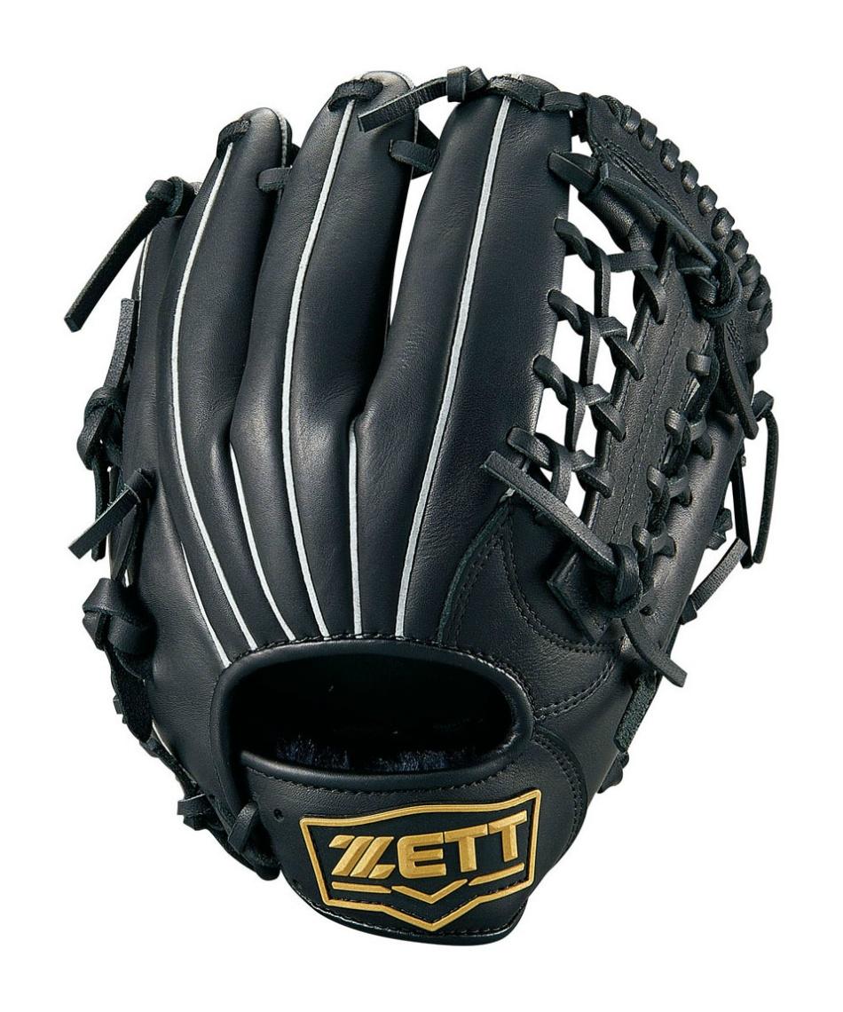 ゼット(ZETT) ソフトボールグローブ 2号グラブ デュアルキャッチ オールラウンド用 BSGB75930