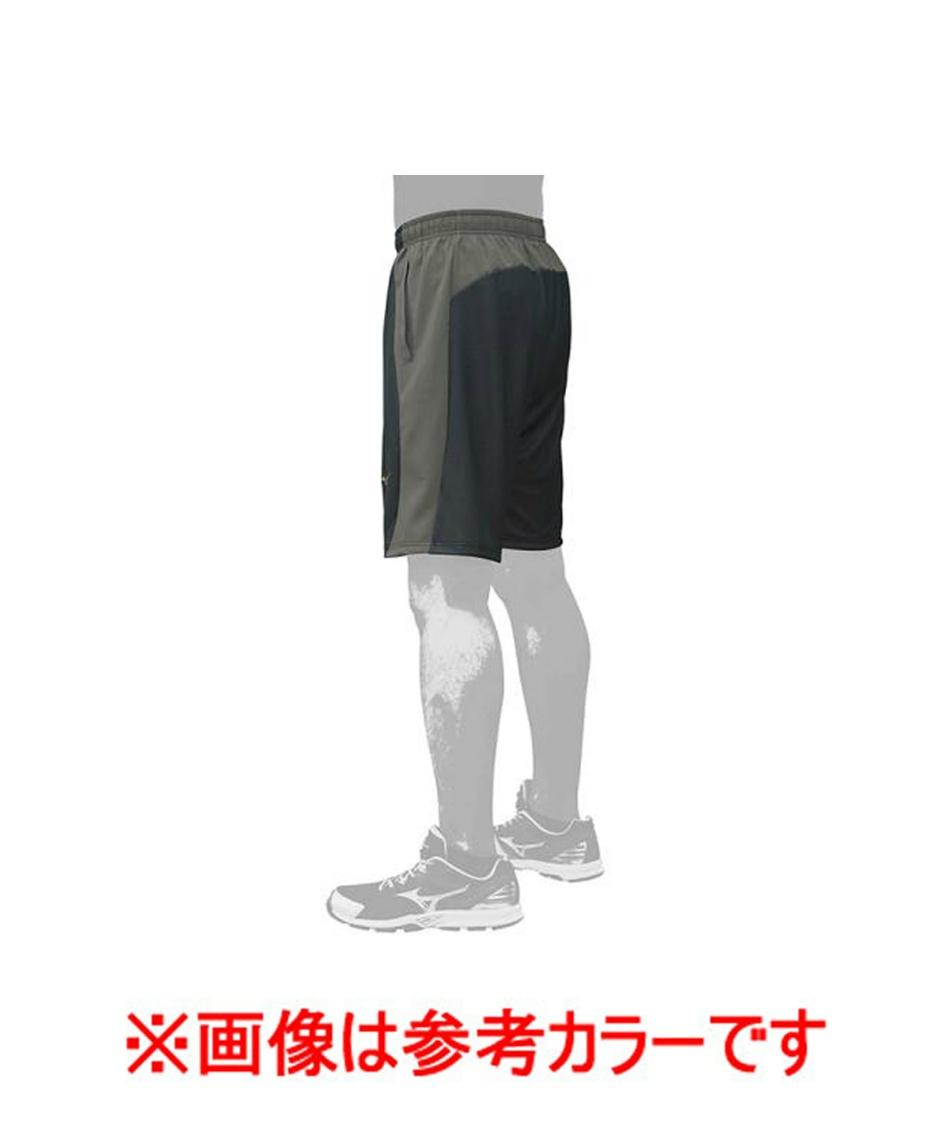 ミズノ(MIZUNO) 野球 ハーフパンツ グローバルエリート ハイブリッドハーフパンツ ユニセックス 12JF9K7114