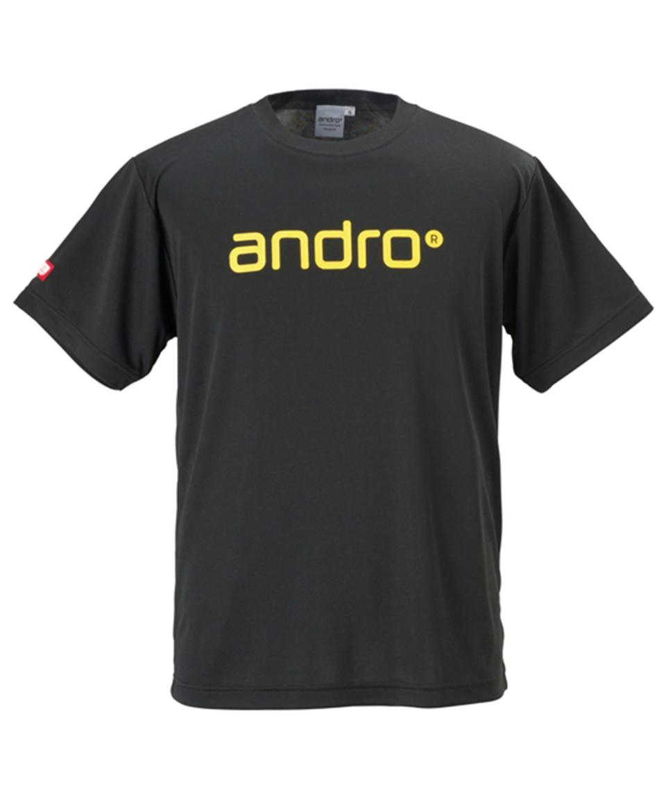 アンドロ(andro) 卓球ウェア ナパティーシャツ IV NAPA T-SHIRTS 305700