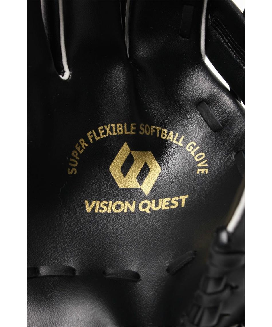 ビジョンクエスト(VISION QUEST) ソフトボールグローブ 少年 VQ2号ソフトグラブ  VQ550102J06