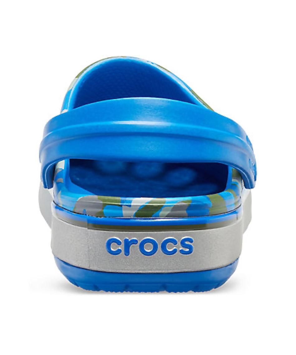 クロックス(crocs) クロックサンダル Crocband Printed Clog クロックバンド プリンテッド クロッグ 205834-4JU 【国内正規品】