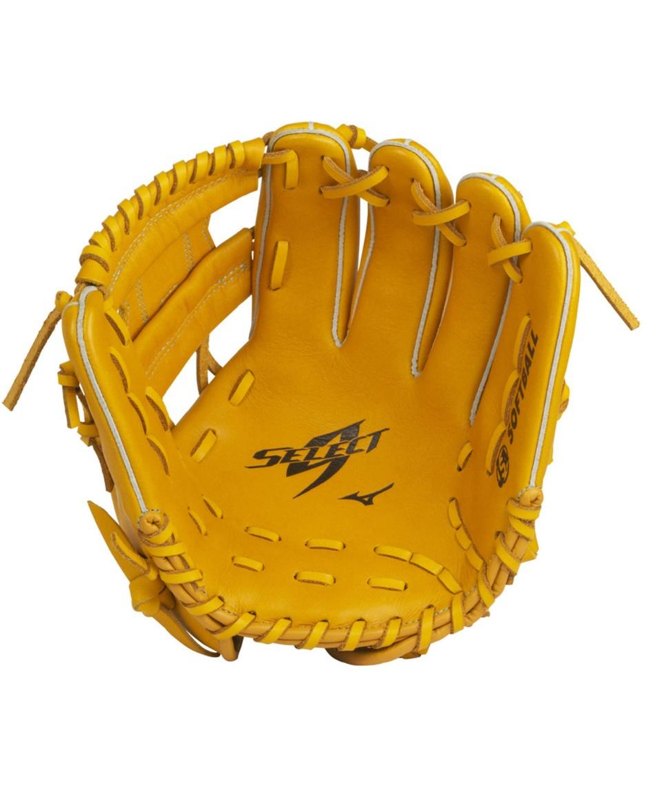 ミズノ(MIZUNO) ソフトボールグローブ ソフトボール用 セレクトナイン オールラウンド用 サイズM 1AJGS22810