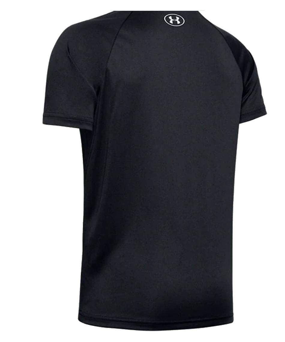 アンダーアーマー(UNDER ARMOUR) Tシャツ 半袖 UAテック ビッグロゴ ショートスリーブ トレーニング BOYS 1351850-001