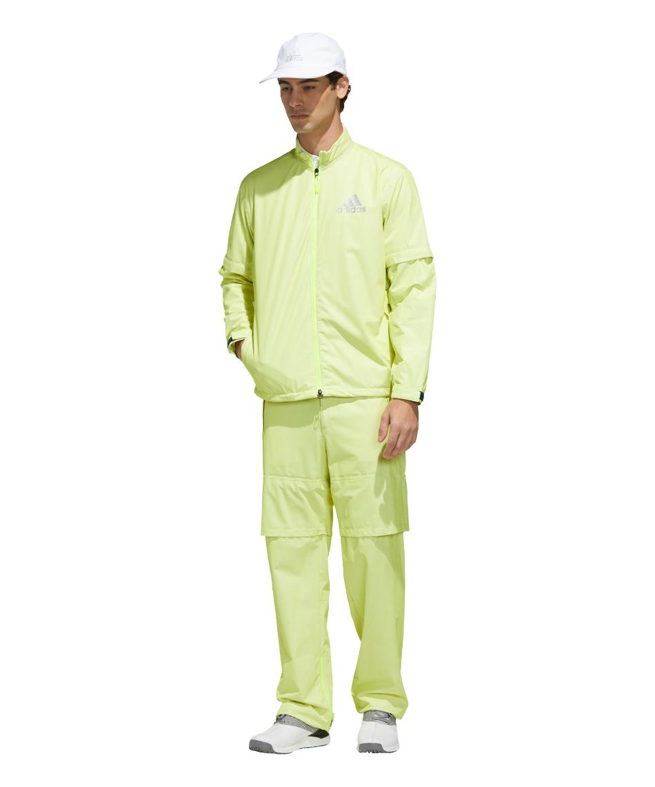 アディダス(adidas) ゴルフ レインウェア ハイストレッチレインスーツ GKI16 【国内正規品】【2020年春夏モデル】