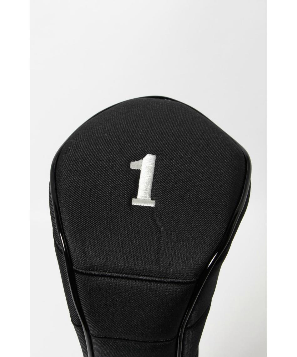 ツアーディビジョン(Tour division) ヘッドカバー ドライバー用 1W用ヘッドカバー TD230501J01