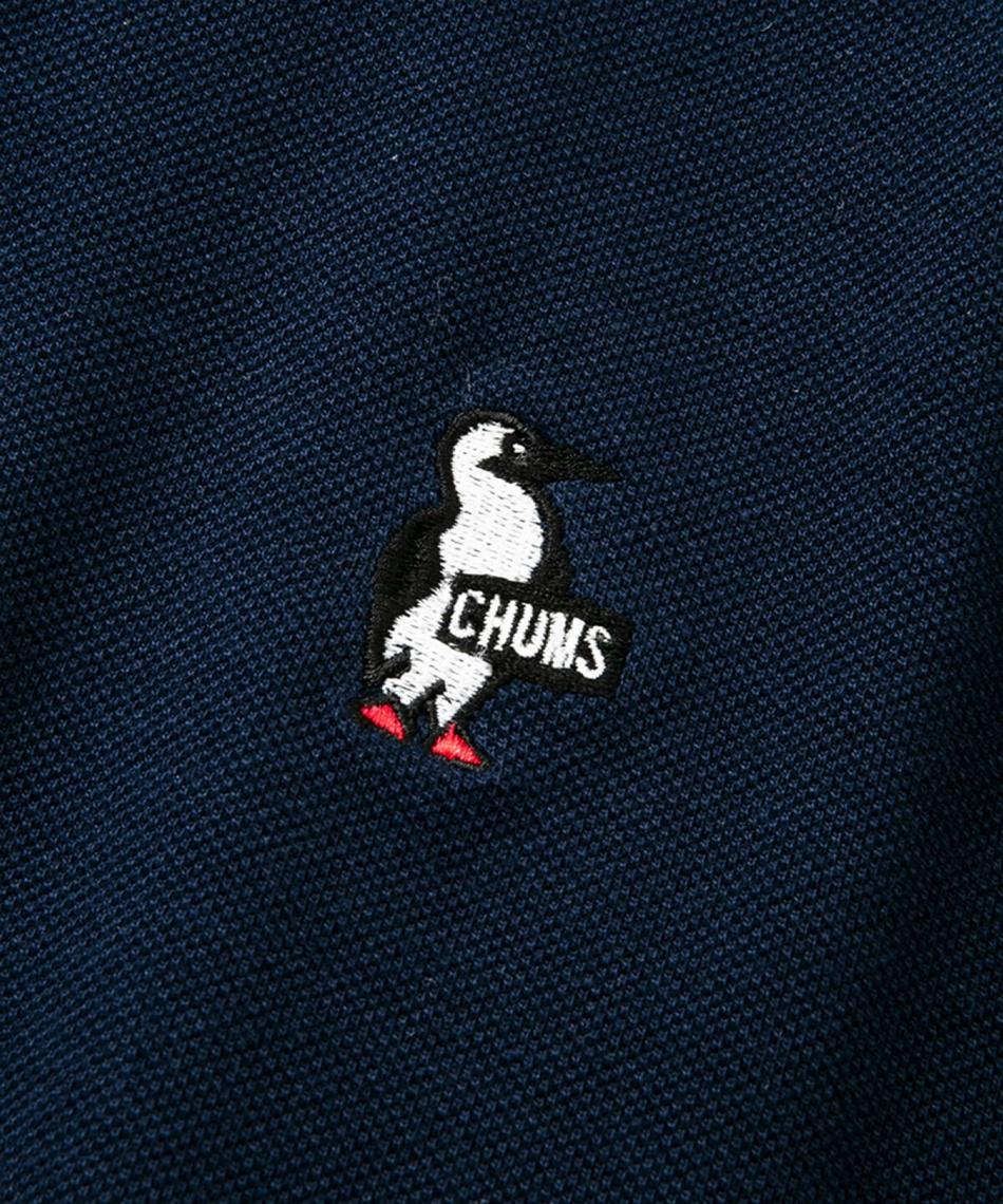 チャムス(CHUMS) ポロシャツ ブービーショールポロシャツ CH02-1140