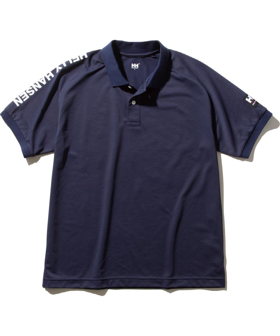 ヘリーハンセン(HELLY HANSEN) ポロシャツ ショートスリーブチームドライポロ S/S Team Dry Polo HH32000 HB