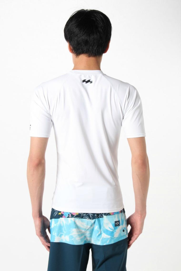 ビラボン(BILLABONG) ラッシュガード 半袖 ラッシュTシャツ BA011-852 【国内正規品】