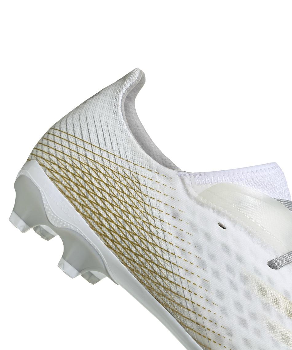 アディダス(adidas) サッカースパイク エックス ゴースト.2 HG/AG 土・人工芝用 FW6777 IB111