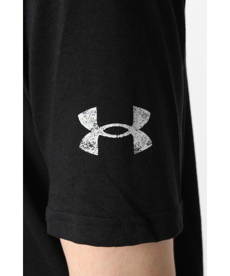アンダーアーマー(UNDER ARMOUR) Tシャツ 半袖 ブラフマーブル ショートスリーブ トレーニング MEN 1357186-001