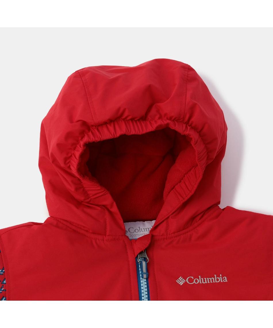コロンビア(Columbia) スキーウェア つなぎ アルパインフリーファールスーツ WN0033-614 キッズ 赤ちゃん 80cm