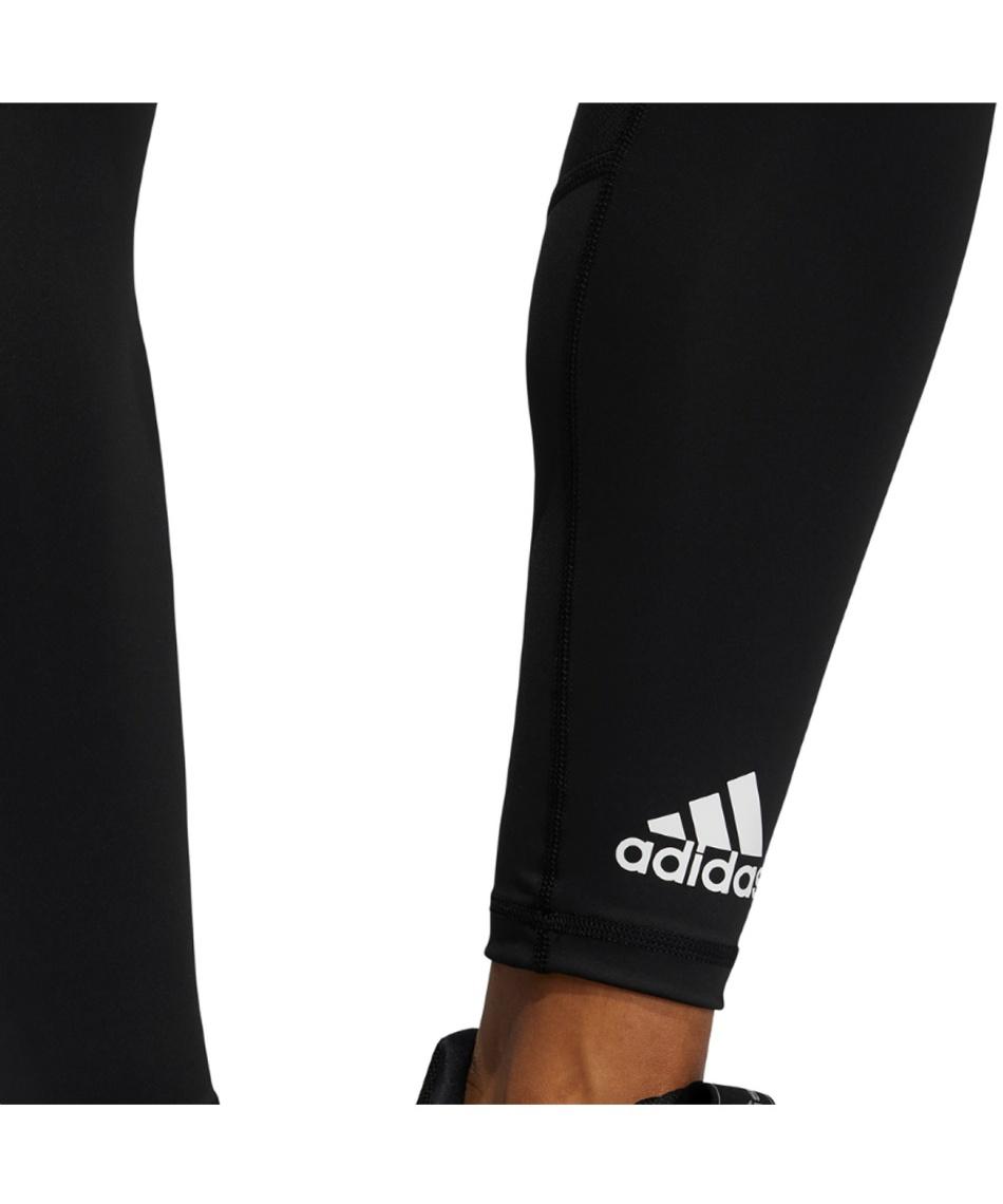アディダス(adidas) ロングタイツ アルファスキン バッジ オブ スポーツ タイツ IPH37