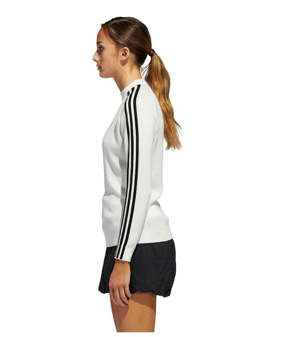アディダス(adidas) ゴルフウェア セーター グラフィック モックネックシャツ  INS14 【国内正規品】【2020年秋冬モデル】
