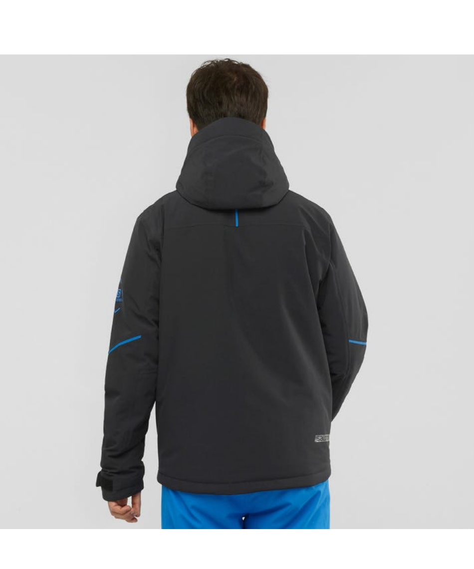 サロモン(salomon) スキーウェア ジャケット EDGE JK M 【国内正規品】【20-21 2021 モデル】