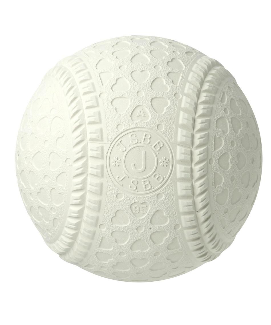 ナイガイ(naigai) 軟式野球ボール J号 10ダース120ケ入り JNEWD