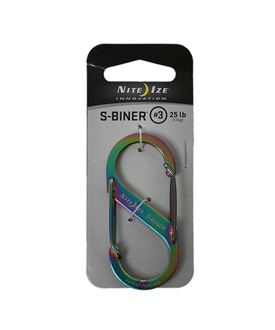ナイトアイズ(NITEIZE) カラビナ S-BINER-#3