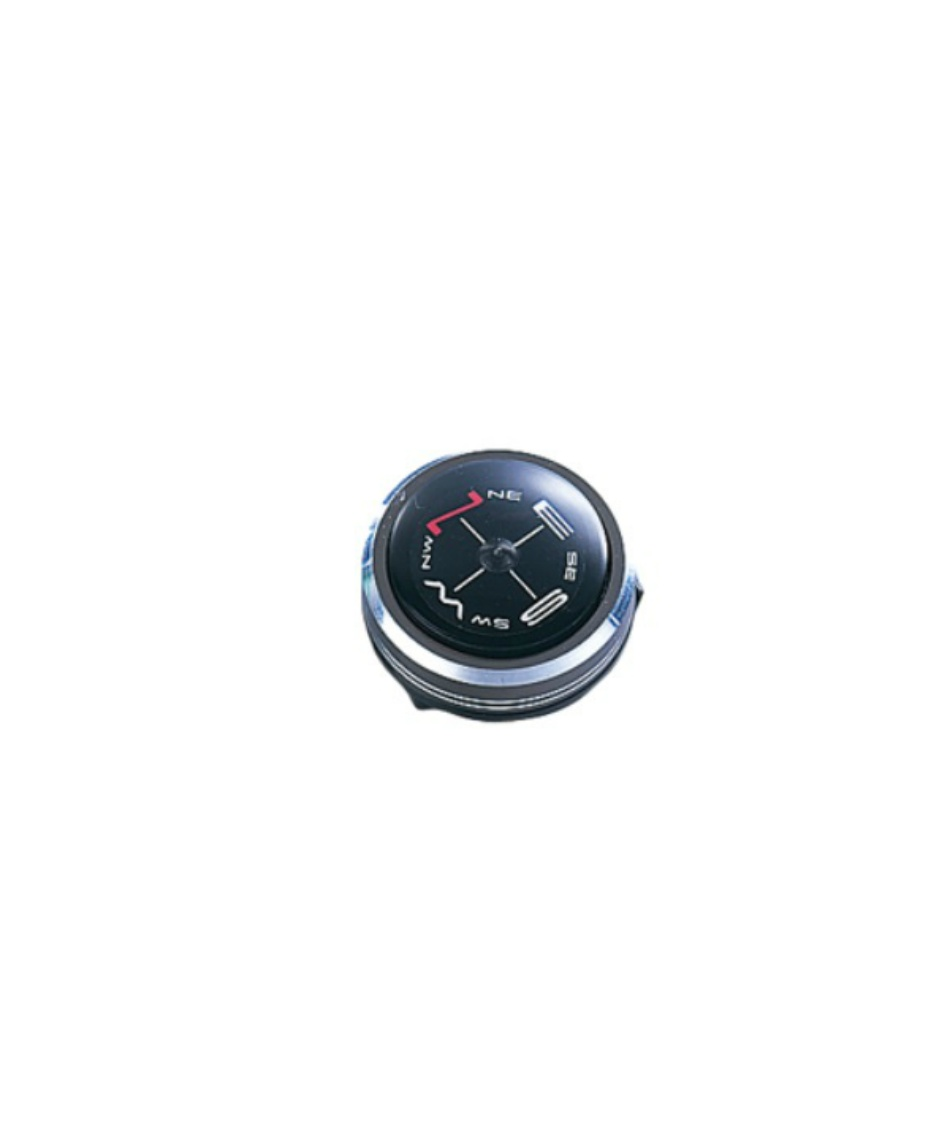 ハイマウント(HIGHMOUNT) リストコンパス メタリックグレー 11216