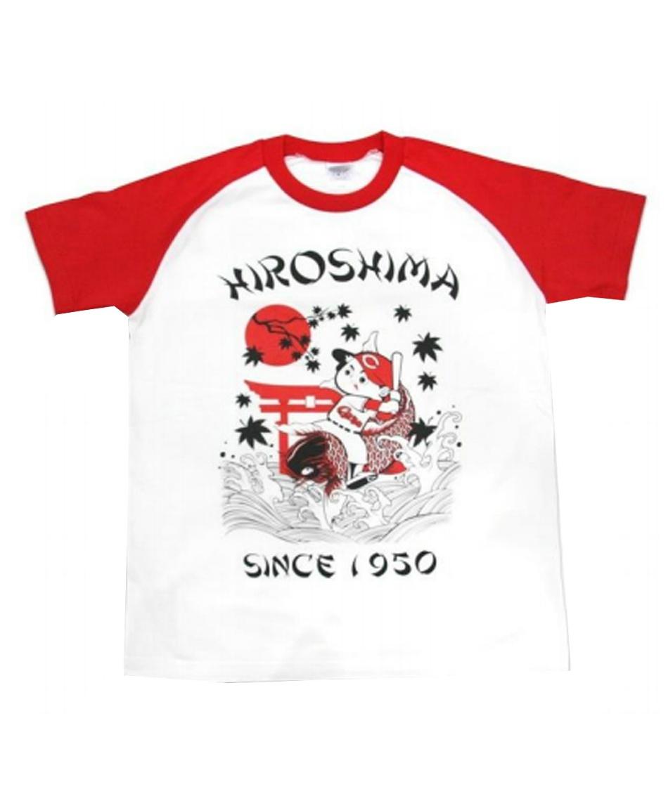 野球 鯉坊や ラグランTシャツ koibouya-RT