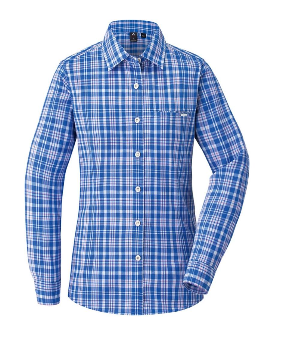 長袖シャツ WIC.ライト シングルポケット ロングスリーブシャツ 1114281 FBL