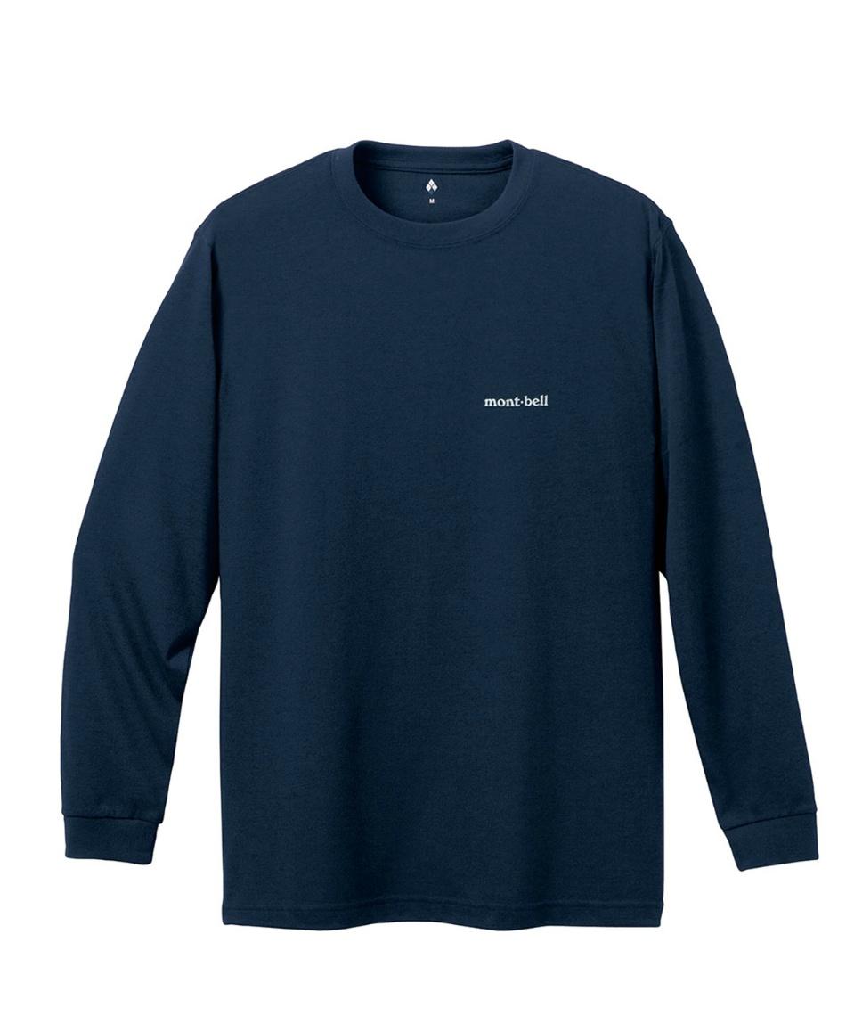 Tシャツ 長袖 WIC.ロングスリーブT Men's  1114112