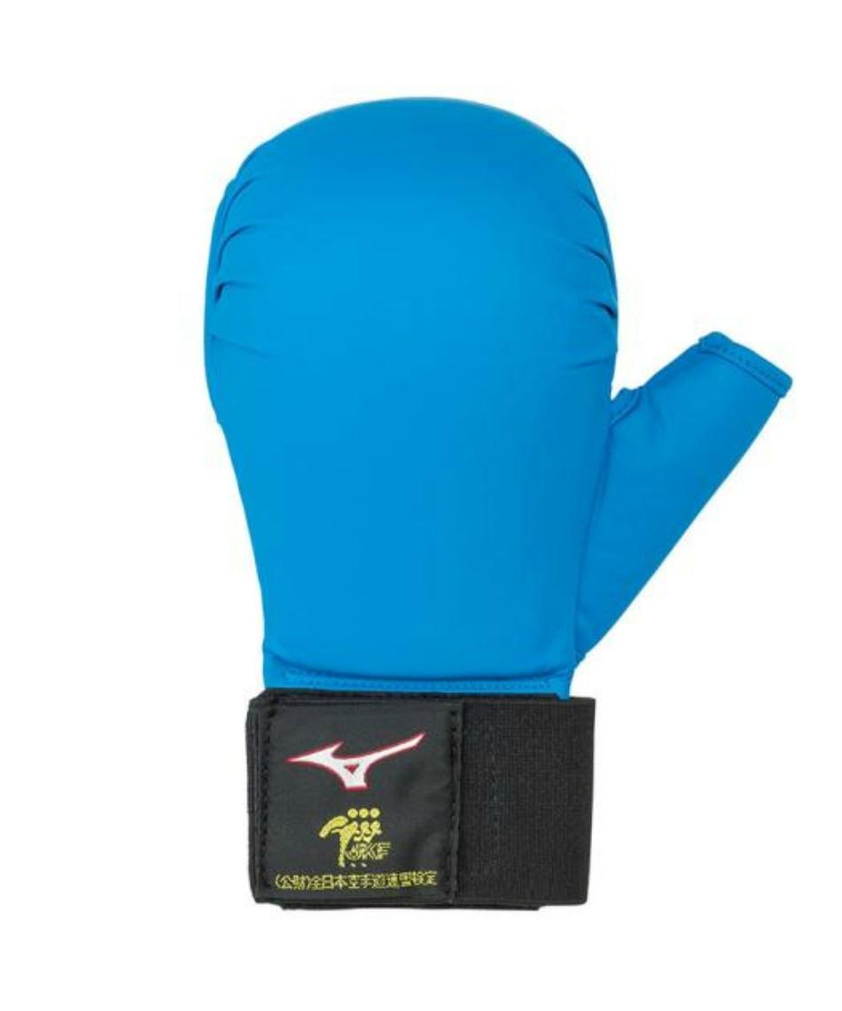 ミズノ(MIZUNO) 拳サポーター 空拳サポーター 全日本空手道連盟検定品 両手1組 23JHA866