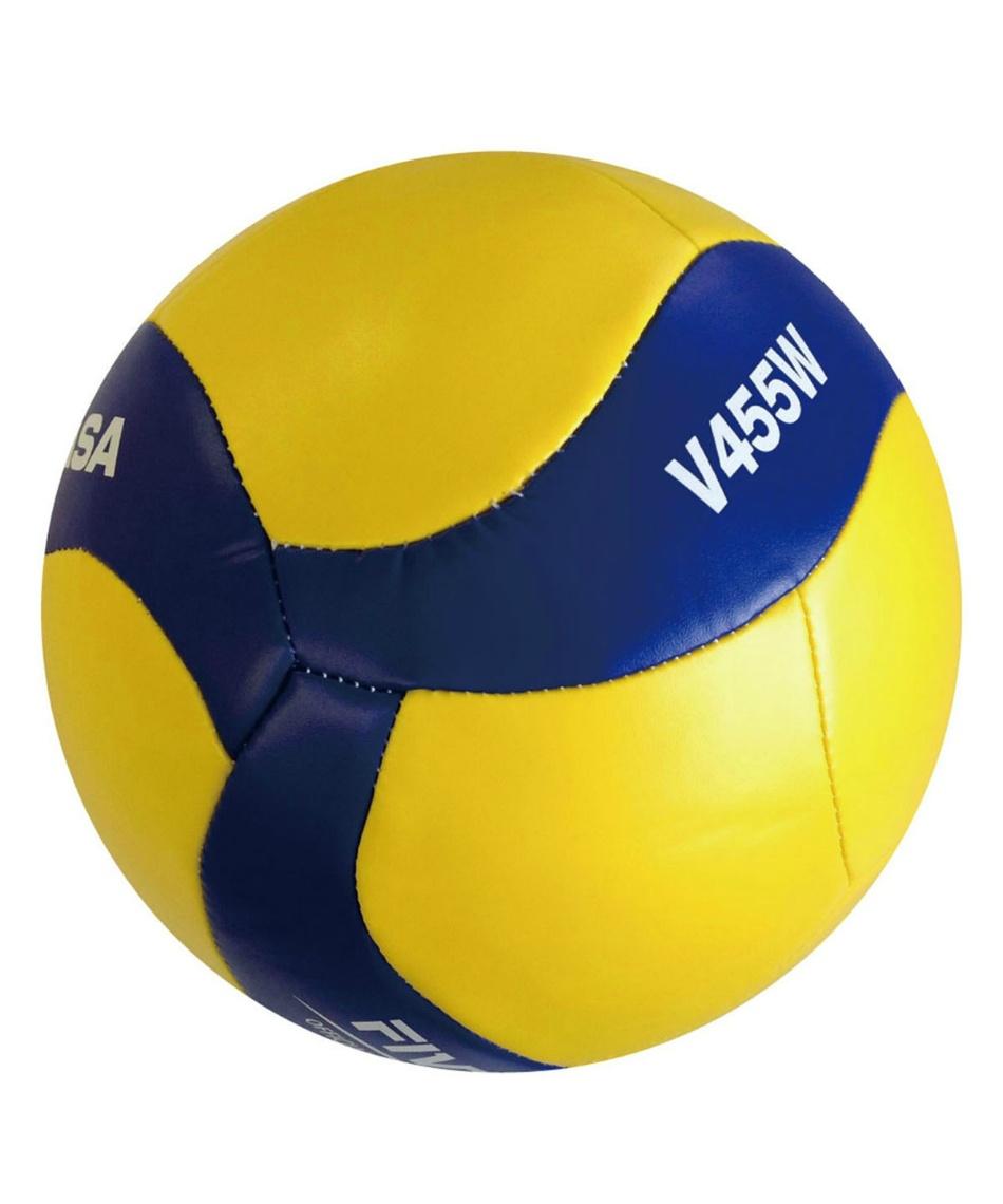 ミカサ(MIKASA) バレーボール バレー4号レジャー用 V455W