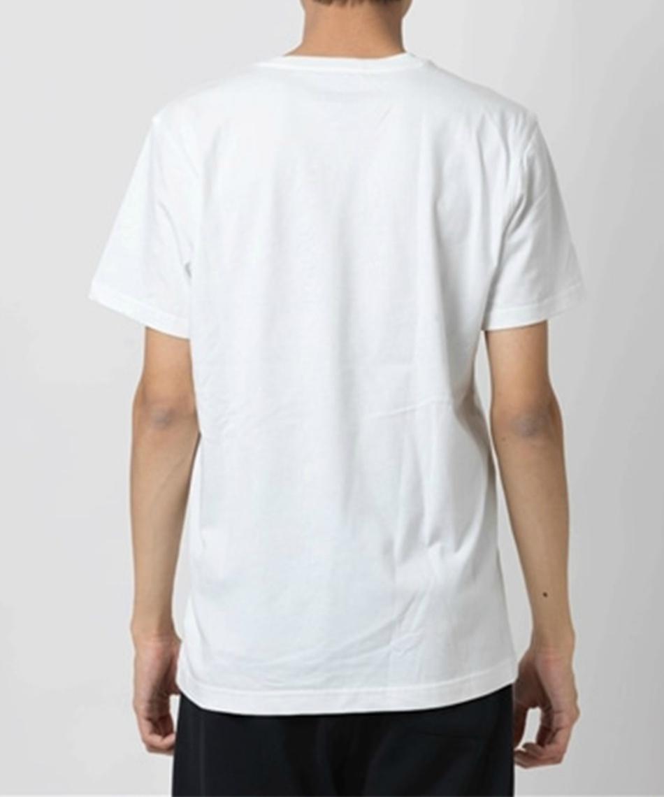 27e767ba0f918 定番のロゴTシャツ。 コットン100%を使用し滑らかな着心地。 首元はクルーネック。 裾にはピスネームを縫い付け。 背面は無地。  □カラー:BK(ブラック)、MGN(ミネラル ...