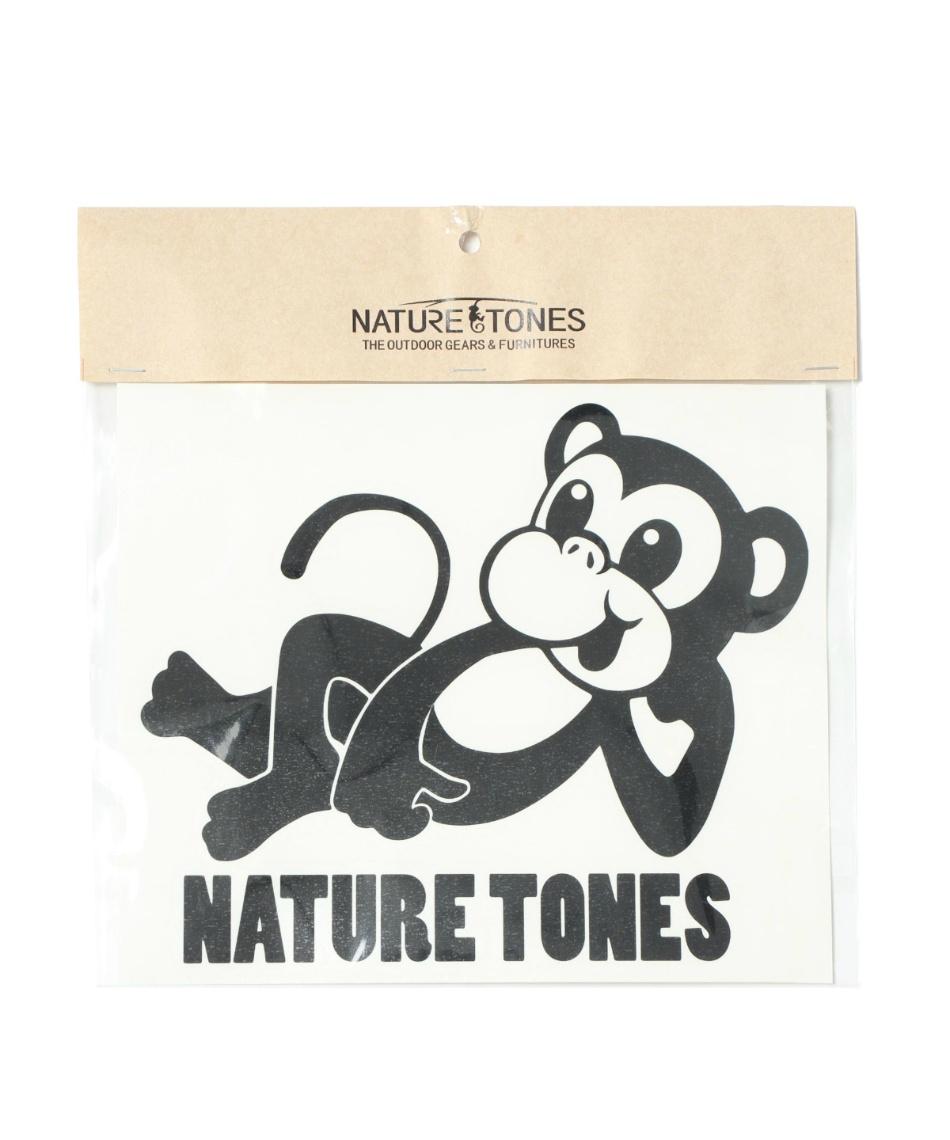 ネイチャートーンズ(NATURE TONES) ステッカー ごろ寝カッティングステッカー CSGO-B