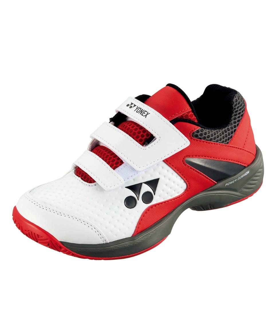 ヨネックス(YONEX) テニスシューズ オムニ クレー POWER CUSHION JUNIOR 19 パワークッションジュニア SHTJR19-114