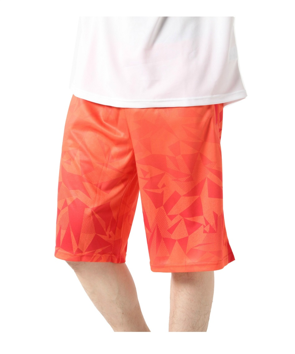 スリーポイント(ThreePoint) バスケットボール ハーフパンツ バスケプリントパンツ TP570406J01