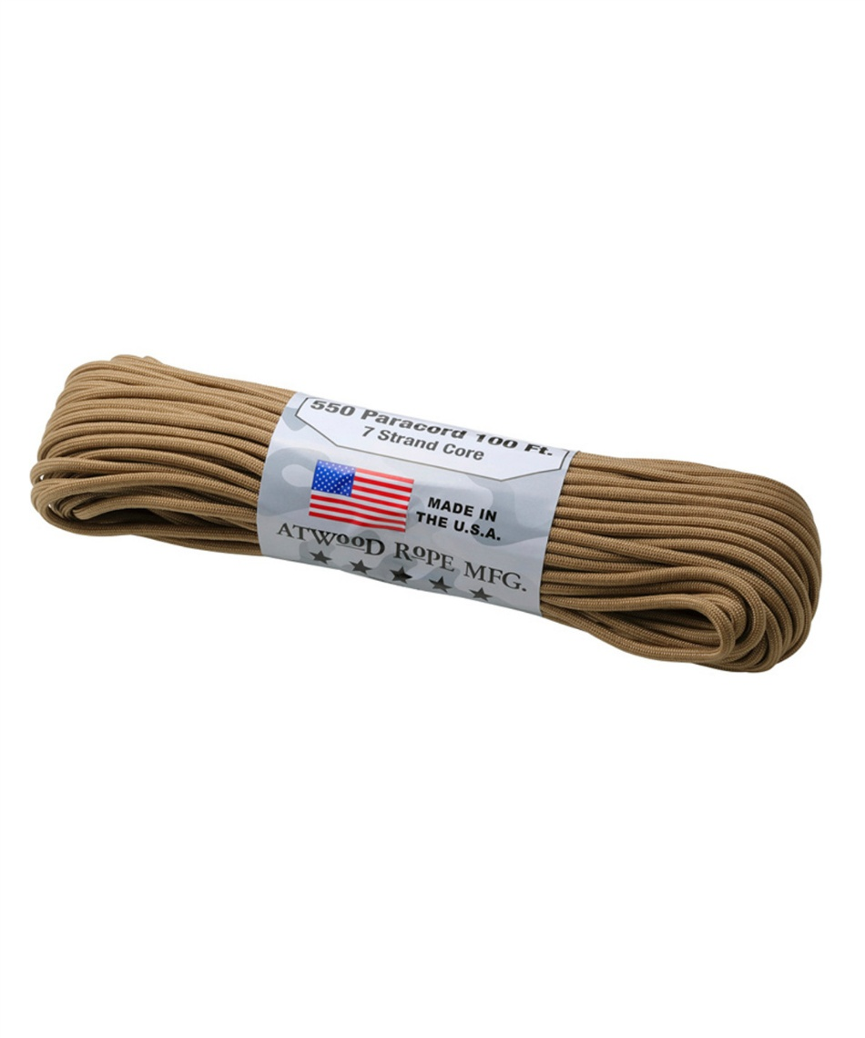 アトウッドロープ(Atwood Rope) ショックコード パラコード 44020