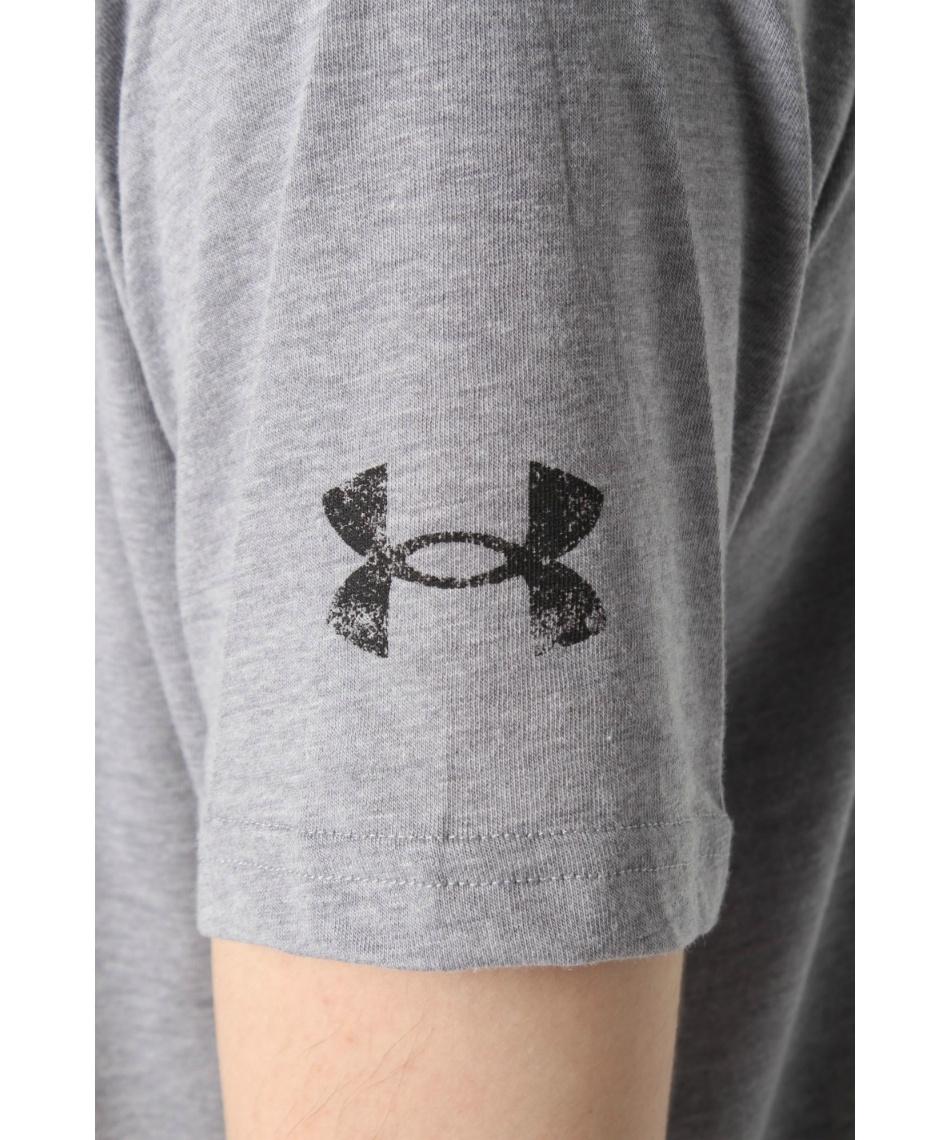アンダーアーマー(UNDER ARMOUR) Tシャツ 半袖 ブラフマーブル ショートスリーブ トレーニング MEN 1357186-035
