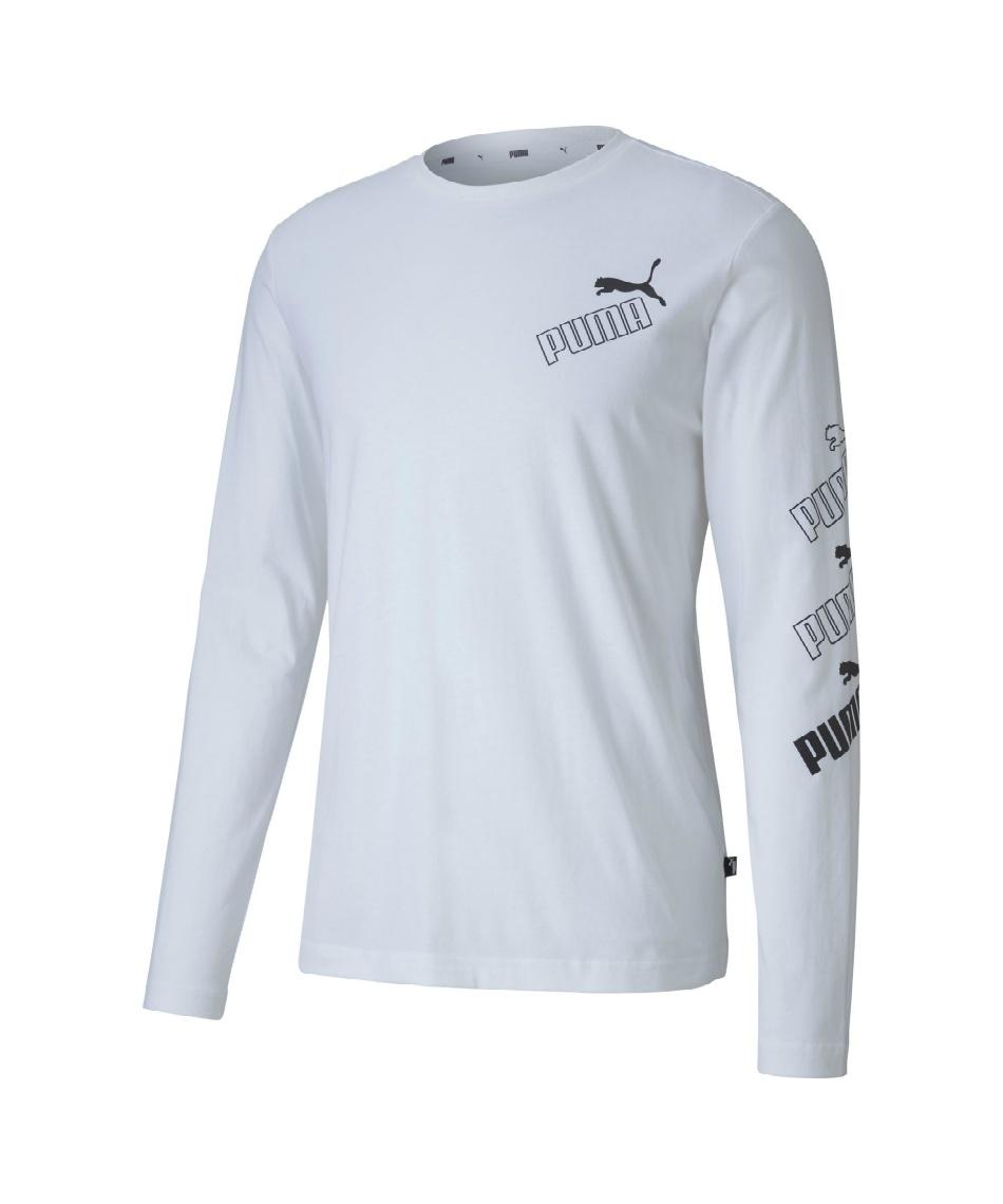 プーマ(PUMA) Tシャツ 長袖 AMPLIFIED ロングスリーブTシャツ 583512