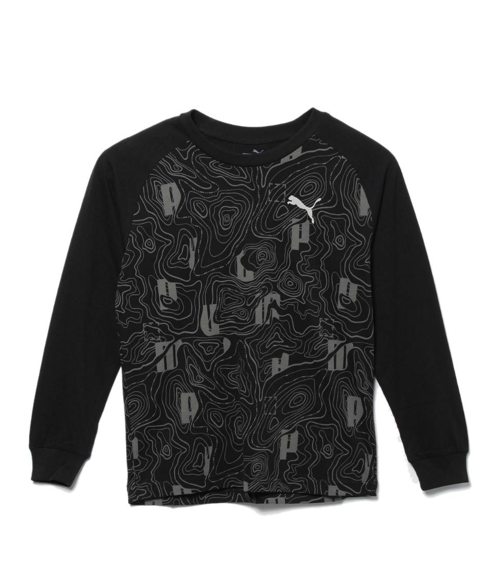 プーマ(PUMA) Tシャツ 長袖 AS グラフィック LS T 584952