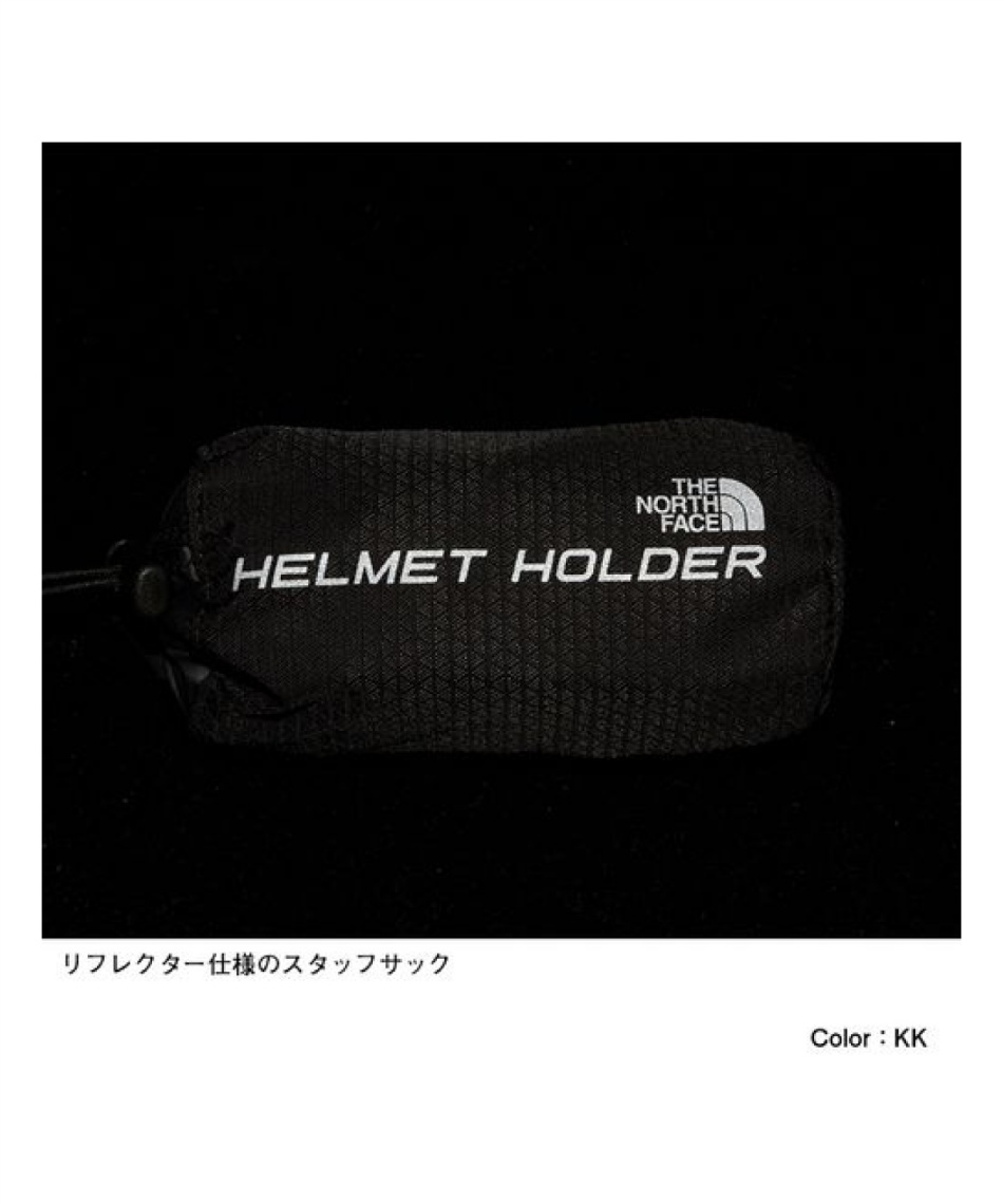 ノースフェイス(THE NORTH FACE) バッグパーツ ヘルメットホルダー Helmet Holder NM91603 KK 【国内正規品】