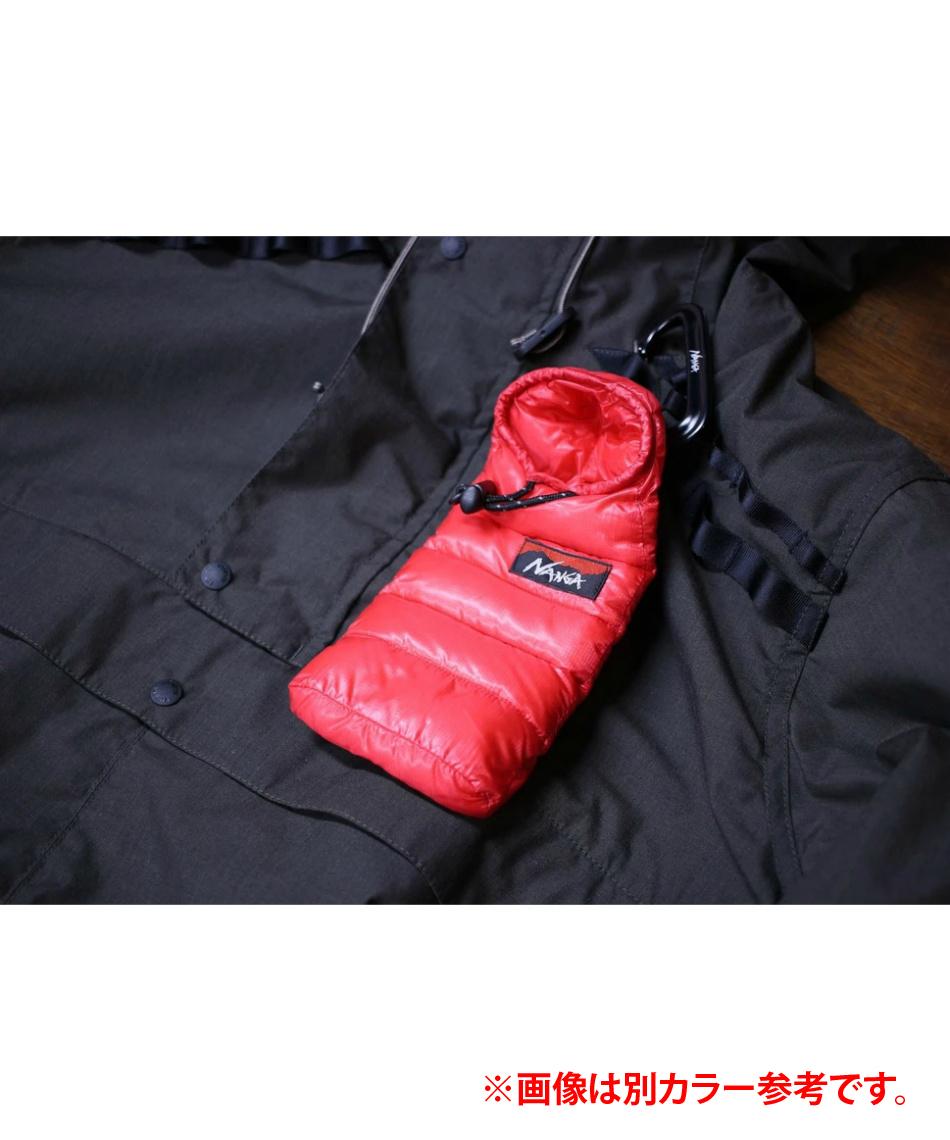 ナンガ(NANGA) カラビナ ミニスリーピングバッグ携帯ケース Mini sleeping bag phone case N1Sc2391