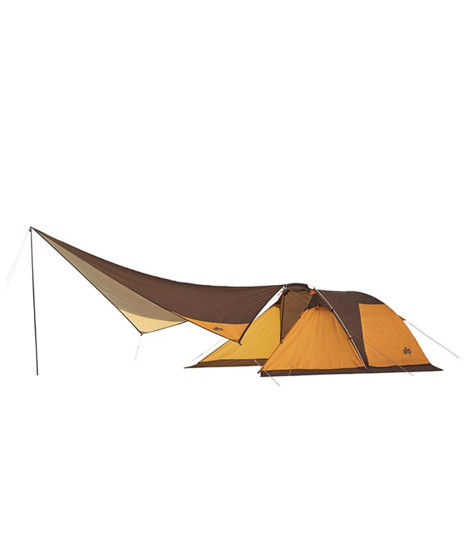 ロゴス(LOGOS) テント ツーリングテント ドームDUO+タープセット 71805568