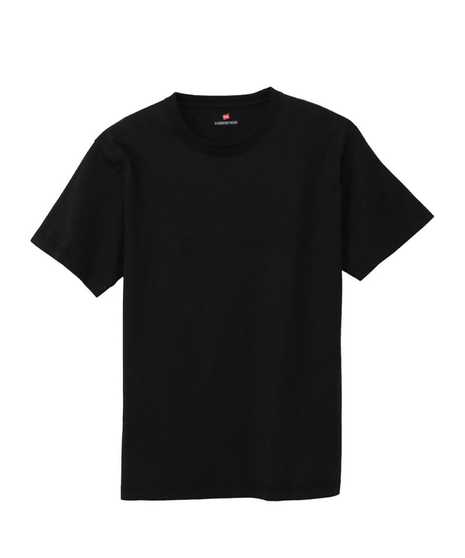 ヘインズ(Hanes) 半袖アンダーウェア PERFECT WEIGHT パーフェクトウェイト クルーネックTシャツ HM1-T104-090