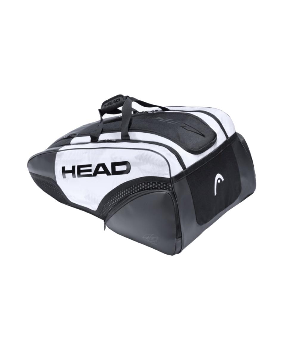 ヘッド(HEAD) テニス バドミントン ラケットバッグ 12本用 DJOKOVIC 12R MONSTERCOMBI ジョコビッチ 12R モンスターコンビ 283061