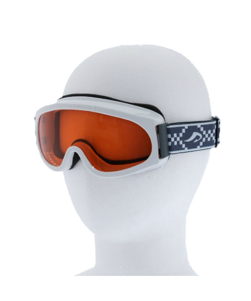 アックス ( AXE ) スキー スノーボード ゴーグル 平面レンズ 眼鏡対応 220-ST 3歳~10歳
