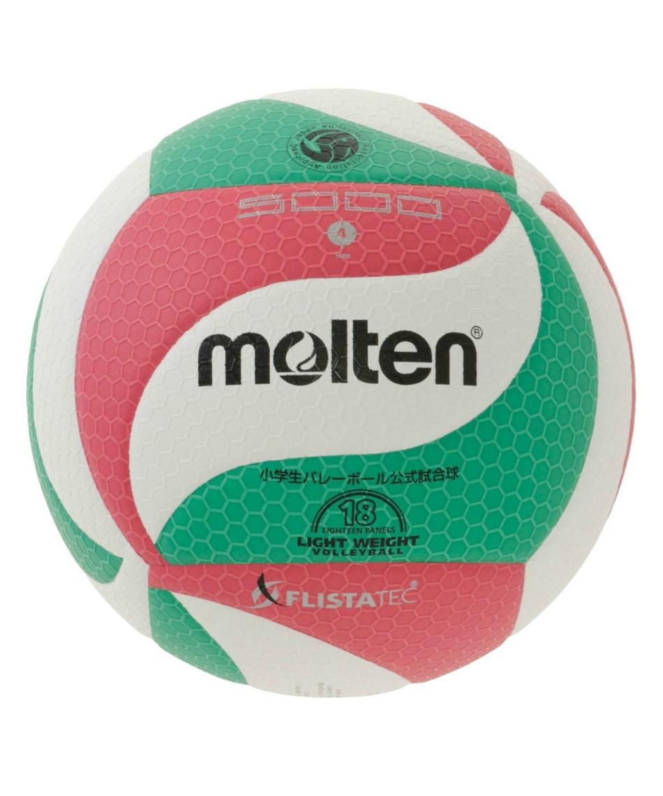 モルテン(molten) バレーボール 軽量4号球 フリスタテック 検定球 小学生用 V4M5000-L