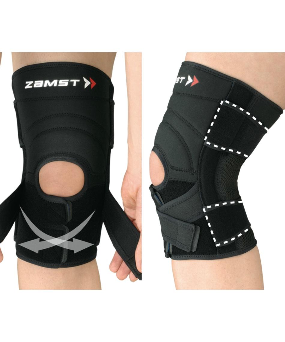 ザムスト(ZAMST) ヒザ用サポーター ZK-7 Lサイズ 371703