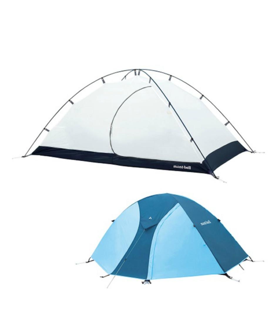 モンベル(mont bell) テント ツーリングテント クロノスドーム2型 1122491