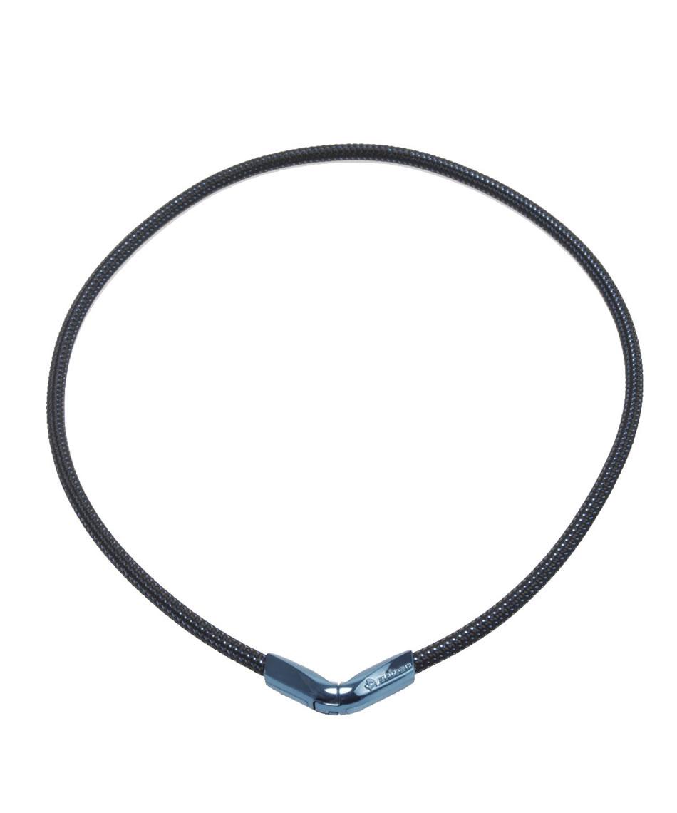 ファイテン(phiten) ネックレス RAKUWAネックX50 Vタイプ  0215TG681153