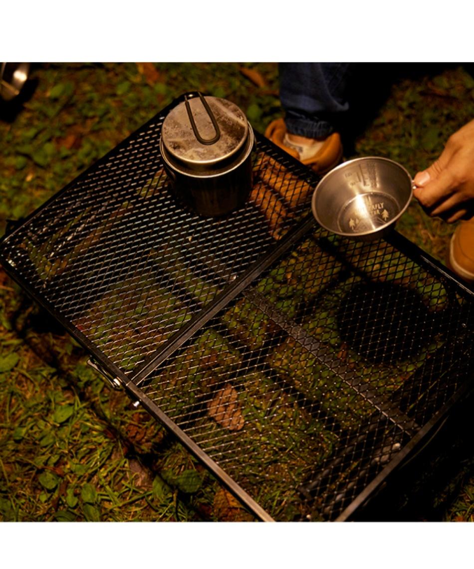 ビジョンピークス(VISIONPEAKS) アウトドアテーブル 60cm タフテーブル60 VP160402G01