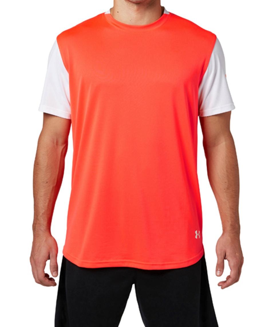 アンダーアーマー(UNDER ARMOUR) 野球 アンダーシャツ 半袖 レイヤリングシャツ ベースボール Tシャツ MEN 1313388