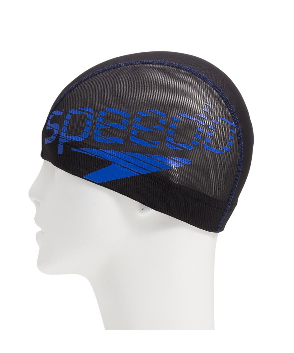 スピード ( speedo ) スイムキャップ メッシュ Big Stackメッシュキャップ ビッグスタック SD98C73