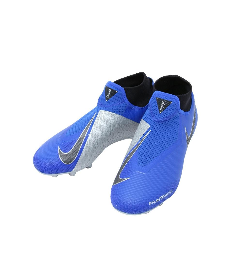 ナイキ(NIKE) サッカースパイク ファントム ビジョン プロ ダイナミックフィット HG AQ9289-400
