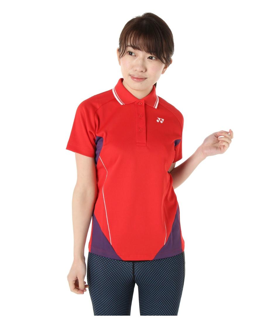 ヨネックス(YONEX) テニスウェア バドミントンウェア ゲームシャツ ウィメンズポロシャツ スタンダードサイズ 20427